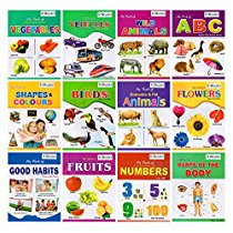 Get Picture Books Collection for Early Learning at Rs 207 | Amazon Offer