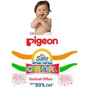 Get Pigeon Baby & Maternity Products Upto 50% OFF | firstcry Offer