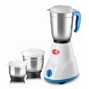 Get Pigeon Gusto 550 W Juicer Mixer Grinder (White, 3 Jars) at Rs 1299 | Flipkart Offer