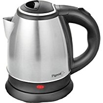 Get Pigeon Hot 1.5Ltr 1500 Watt Electric Kettle (black) at Rs 739 | Amazon Offer