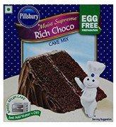 Get Pillsbury Moist Supreme Egg Free Cake Mix Rich Choco 270g     at Rs 109 | Amazon Offer