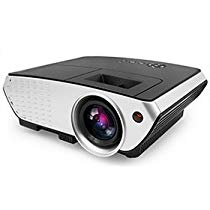 Get Play Projector 3D Full HD LED Projector 3000 Lumens TV Home Theater LCD Video VGA Beamer at Rs 1
