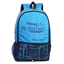 Get POLE STAR HERO 32 Lt Sky & Navy Casual Backpackbagpack at Rs 401 | Amazon Offer