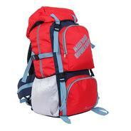 Get POLE STAR ROCKY Polyester 60 Lt Red Rucksack/ Travel / Hiking / Weekend backpack bag at Rs 899 |