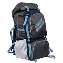Get POLE STARROCKY60 Lt Grey Rucksack I Hiking backpack at Rs 870 | Amazon Offer