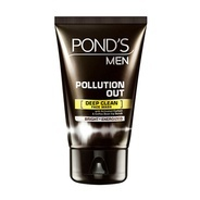 Get Ponds Men Pollution Out Face Wash, 100g at Rs 130 | Amazon Offer