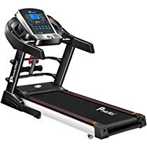 Get Powermax Fitness TDM-125S 2.0 HP Smart Run Function Auto Lubrication Motorized Treadmill at Rs 3