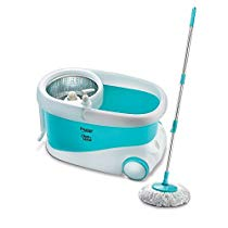 Get Prestige Clean Home PSB 10 Magic Mop (Blue) at Rs 1699 | Amazon Offer