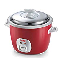 Get Prestige Delight Electric Rice Cooker Cute 1.8-2 (700 watts) at Rs 1949 | Amazon Offer