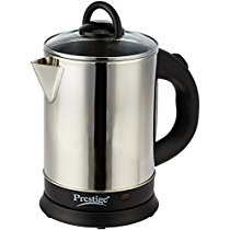 Get Prestige PKGSS 1.7L 1500W Electric Kettle(Stainless Steel)(c at Rs 855 | Amazon Offer