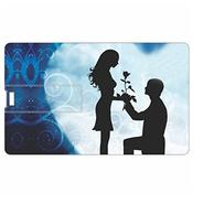 Get Printland Printed Designer Credit Card Shape 8GB Pen Drive - PC82152 at Rs 499 | Amazon Offer