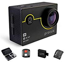 Get PROCUS Rush HD Waterproof DV Camcorder 16MP 4K Sports Action at Rs 6999 | Amazon Offer