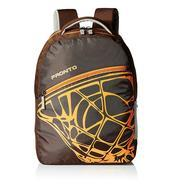 Get Pronto Volcano 20 Ltrs Coffee Casual Backpack (8804 - CF) at Rs 842 | Amazon Offer