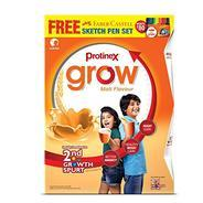 Get Protinex Grow - 400 g (Malt) with Free (Faber Castell Sketch Pen Set 15) at Rs 250 | Amazon Offe