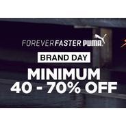 Get Puma Store Minimum 40% - 70% OFF | Jabong Offer