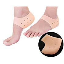 Get Purastep Silicone Gel Heel Pad Socks for Pain Relief for Me at Rs 189 | Amazon Offer