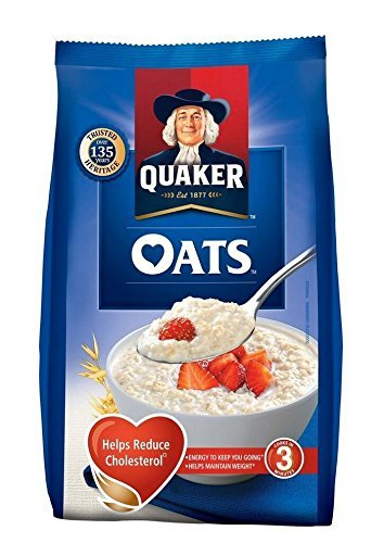 Get Quaker Oats, 1 kg Pouch at Rs 165 | Amazon Offer