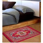 Get Red Jute Multipurpose 4 Feet Long Runner by Azaani at Rs 99 | Pepperfry Offer