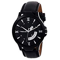 Get REDUX Analogue Black Dial Men's & Boy's Watch at Rs 363 | Amazon Offer