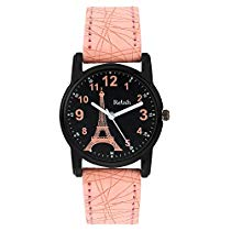 Get Relish Analog Multi-Colour Dial Women's Watch-RE-L063PT at Rs 167 | Amazon Offer