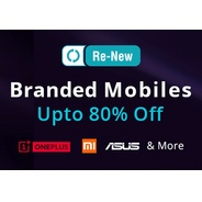 Get Renew Branded Mobiles Upto 80% OFF | Shopclues Offer