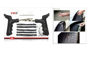 Get Retina PTR01 Tubeless Tyre Puncture Repair Kit    at Rs 90 | Amazon Offer