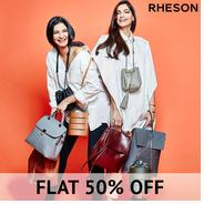 Get Rheson Womens Clothings Flat 50% OFF | Amazon Offer
