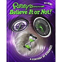 Get Ripleys Believe It Or Not! A Century Of Strange! at Rs 1715 | Amazon Offer