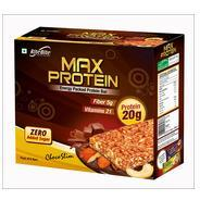 Get RiteBite Max protein Bar 67g – (ChocoSlim, Pack of 6) at Rs 534 | Amazon Offer