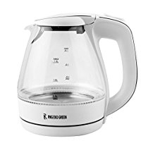 Get RNG EKO GREEN 1.5Litre 2200W Electric LED Glass Kettle at Rs 1599 | Amazon Offer