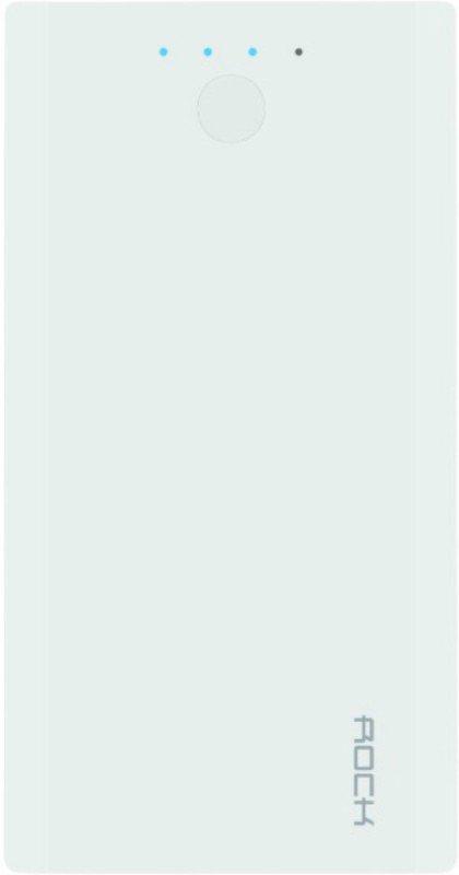 Get Rock ITP-106 13000 mAh Power Bank (White, Lithium-ion) at Rs 799 | Flipkart Offer