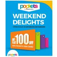 Get Rs.100 OFF Using Pockets Visa Cards On Bookmyshow | Bookmyshow Offer