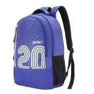 Get Safari 27 Ltrs Blue Casual Backpack (Twenty) at Rs 615 | Amazon Offer