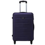Get Safari Re-Gloss Anti Scratch Purple Small 4 Wheel Hard Luggage Trolley at Rs 1803 | Snapdeal Off
