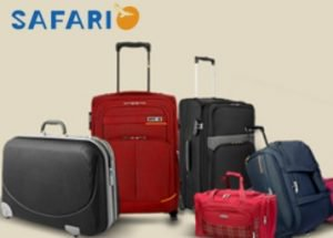 Get Safari Strolleys 63% off   at Rs 2789 | Flipkart Offer