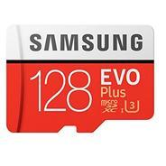 Get Samsung EVO Plus Grade 3 Class 10 128GB MicroSDXC Memory Card with SD Adapter at Rs 3199   Amazo