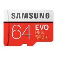 Get Samsung EVO Plus MB-MC64GA/IN 64 GB SDXC MicroSD Card at Rs 1699 | TataCliq Offer