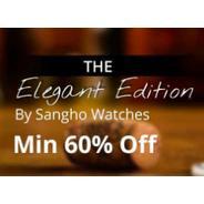Get Sangho Watches Minimum 60% OFF | Shopclues Offer