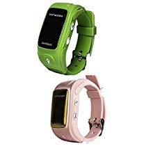 Get Santwissen Smartwatch(Green-Pink) at Rs 6750 | Amazon Offer