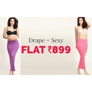 Get Saree Shapewear Flat Rs.899 | Zivame Offer