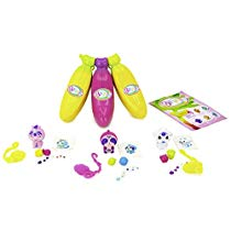 Get Save on Bananas Collectible Toy 3-Pack Bunch (Yellow, Pink, Yellow – Series 1) by Cepia (Style