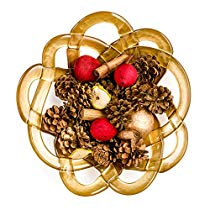 Get Save on Kosta Boda 7051411 Basket Bowl, Large, Gold and more at Rs 16174 | Amazon Offer