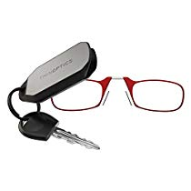 Get Save on ThinOPTICS Keychain Reading Glasses, Red Frame, 2.00 Strength and more at Rs 1725 | Amaz
