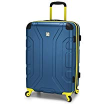 Get Save on U.S. Traveler Sky High 26 Expandable Hardside Spinner, Teal and more at Rs 11497 | Amazo