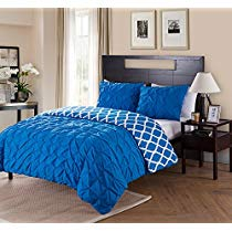 Get Save on VCNY 3 Piece Marion Duvet Set, King, White/Black and more at Rs 4127 | Amazon Offer