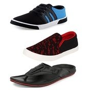 Get Scatchite Pack of 3 Trendy Casual Shoes at Rs 449 | Amazon Offer