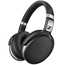 Get Sennheiser HD 4.50 BT NC Bluetooth Wireless Headphones (Black/Silver) with Active Noise Cancella