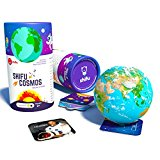 Get Shifu Cosmos - Solar System, Planets, AR Educational Game, Toy Gift for Kids Age 5-10 yrs (20 ca