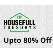 Get Shopclues Housefull Tuesday Upto 80% OFF | Shopclues Offer