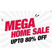 Get Shopclues Mega Home Sale - Upto 80% OFF | Shopclues Offer